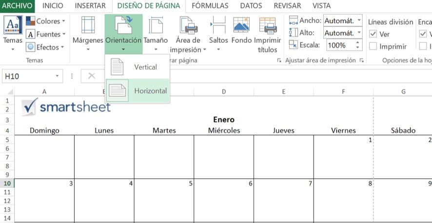 Cree un calendario 2016 en excel incluye plantilla gratis - Plantilla calendario de mesa ...