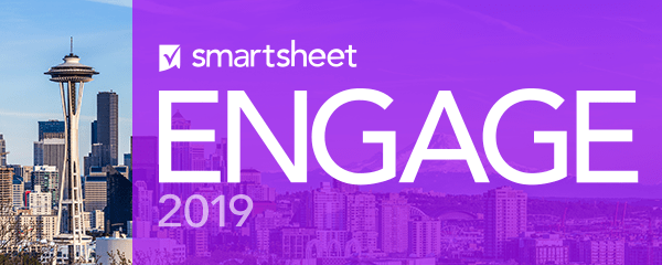 Smartsheet Engage Conference Logo 2019
